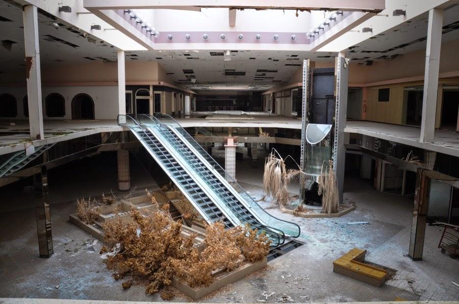 Апокалипсис торговых центров