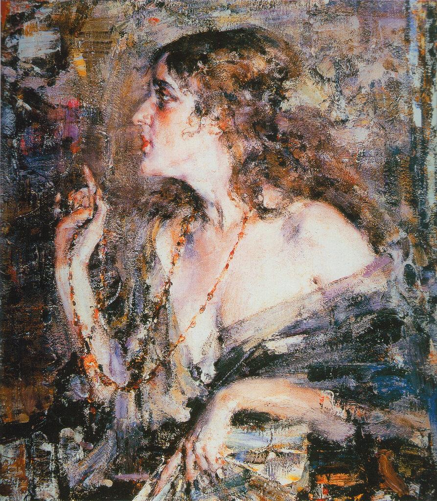 Русская девушка (Портрет Ариадны Микешиной) (1923—1926).jpg