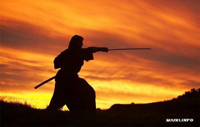 Оружие и доспехи самураев