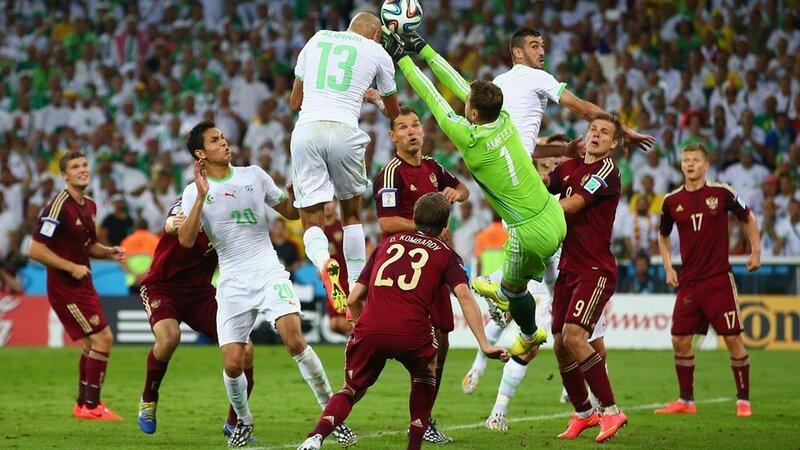 Гол Алжира
