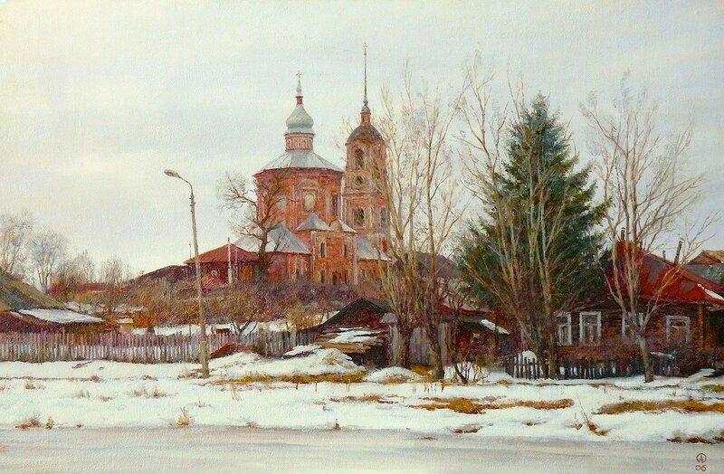 Олег Анастасов. Суздаль