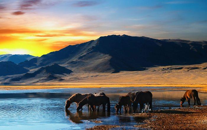 Фотографии с красивыми пейзажами Земли