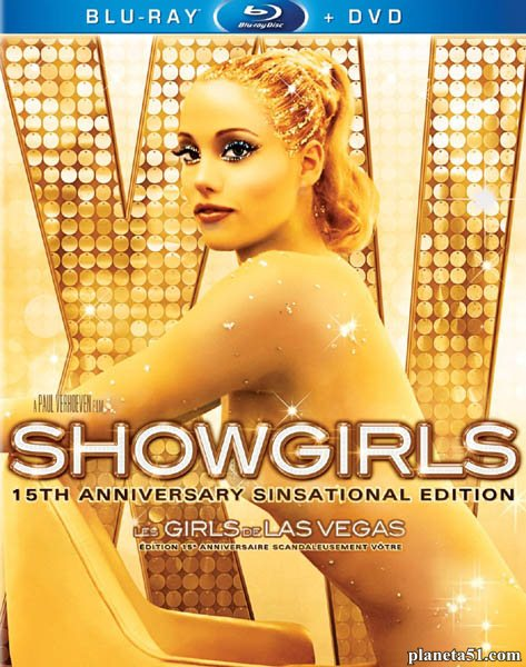 Шоугелз / Showgirls (1995/BDRip/HDRip)
