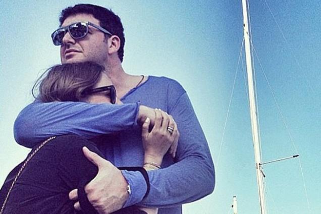 Ксения Собчак показала свои занятия спортом с мужем