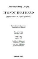 It s not that hard, Jill J., Lovejoy S., 1989