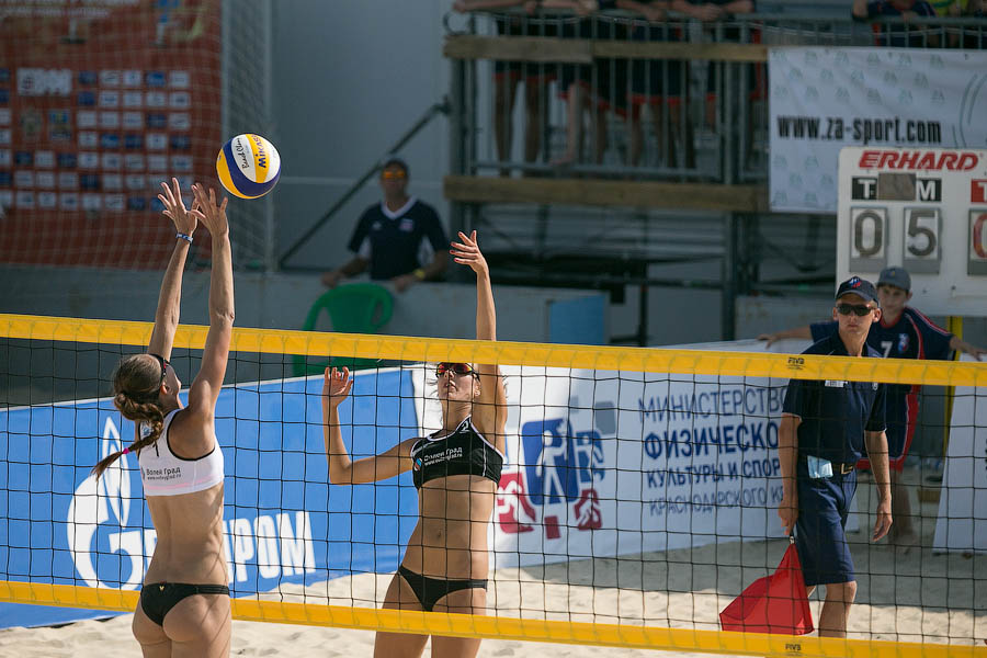 Анапа волейбол 2014