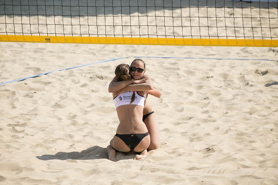 Анапа Пляжный волейбол