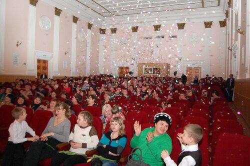 8 Марта 2014 в Барабинске