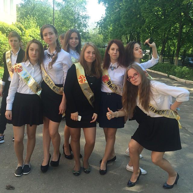 Выпускницы 2015-го года