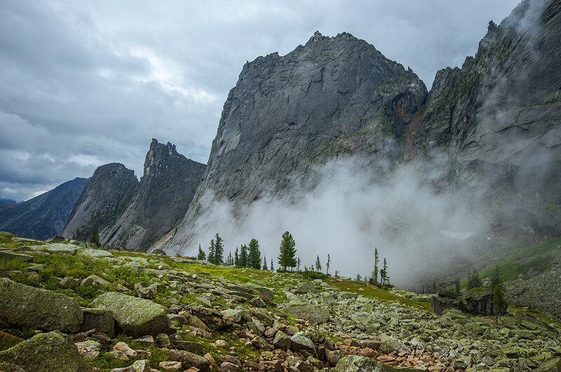 Долина Тайгишонка