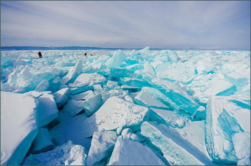 Голубой лёд