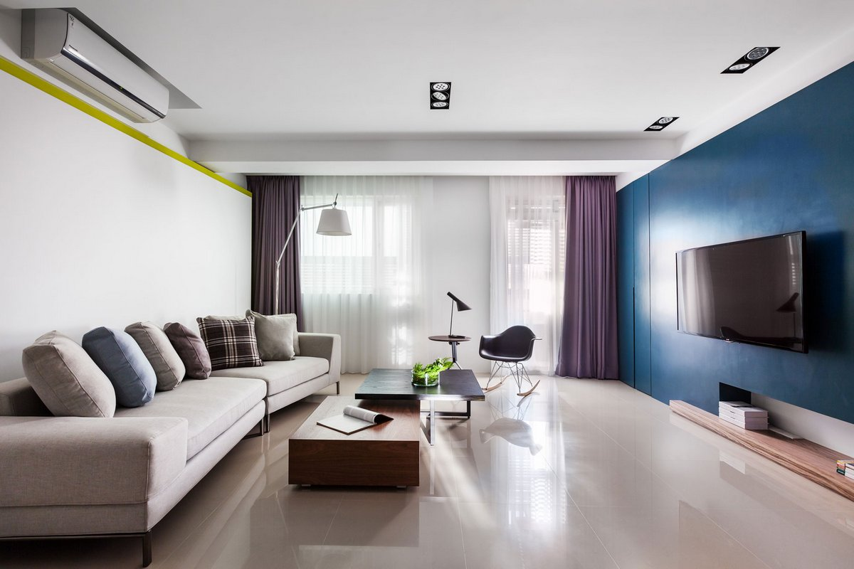 Стильные квартиры дизайн фото