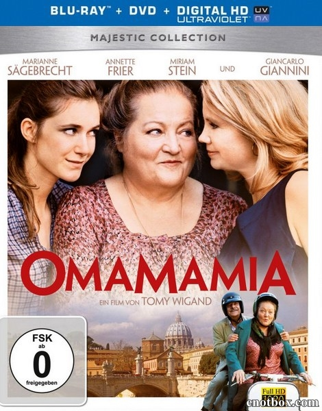Омамамия / Omamamia (2012/BDRip/HDRip)