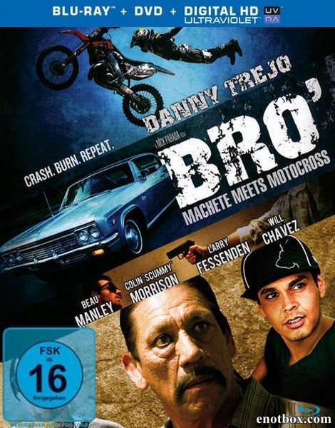 Братишка / Bro' (2012/BDRip/HDRip)
