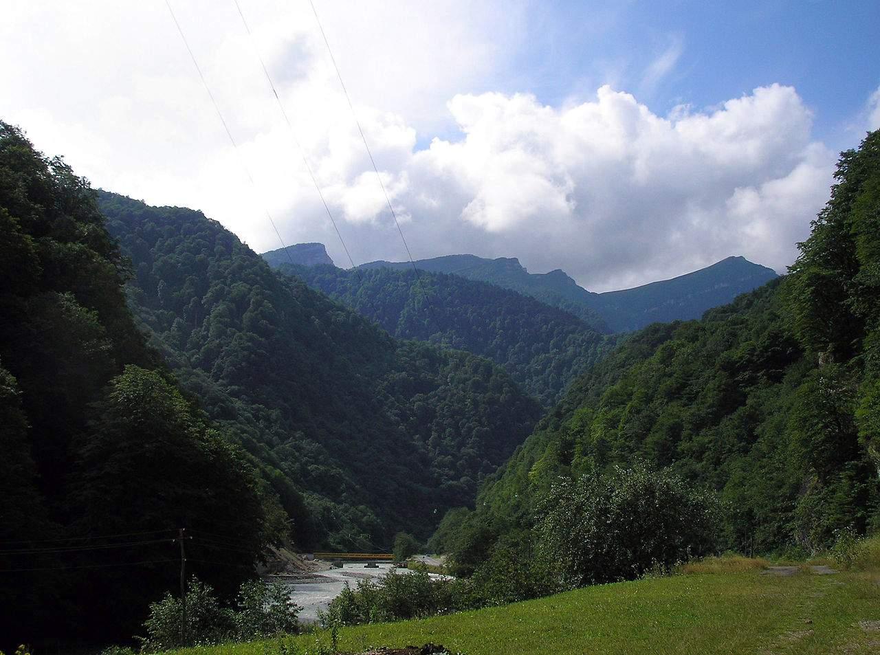 Республика Северная Осетия
