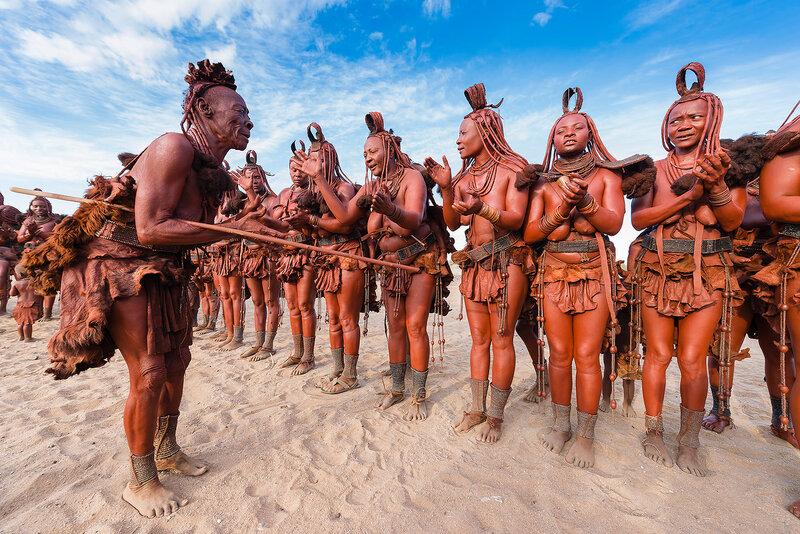 Гомосексуализм у африканских племен