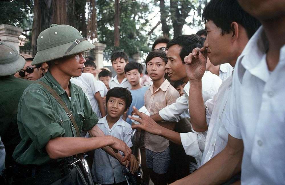 Освобождение Сайгона: как это было! К 40-летию со Дня Победы Вьетнама (США) (40)