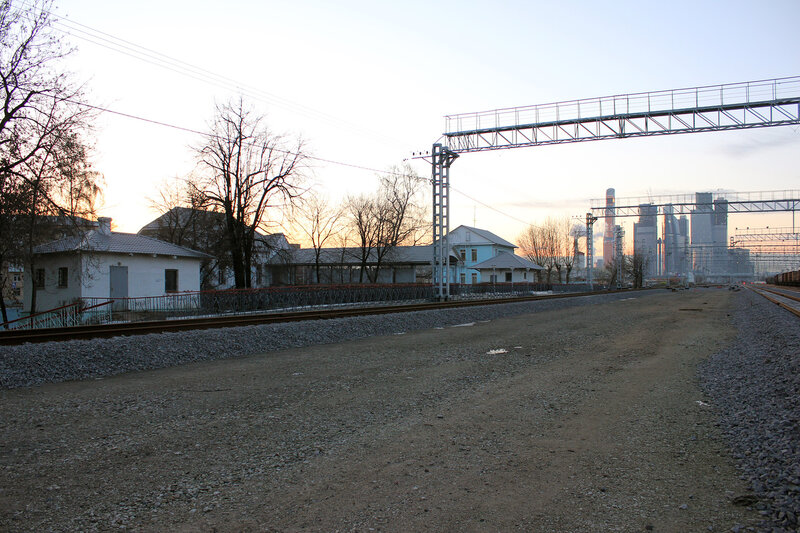 Станция Пресня