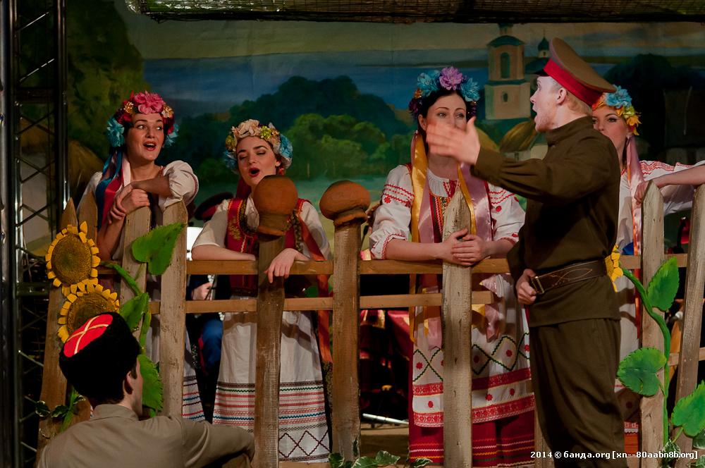 Казачий театр / Однажды в Малиновке