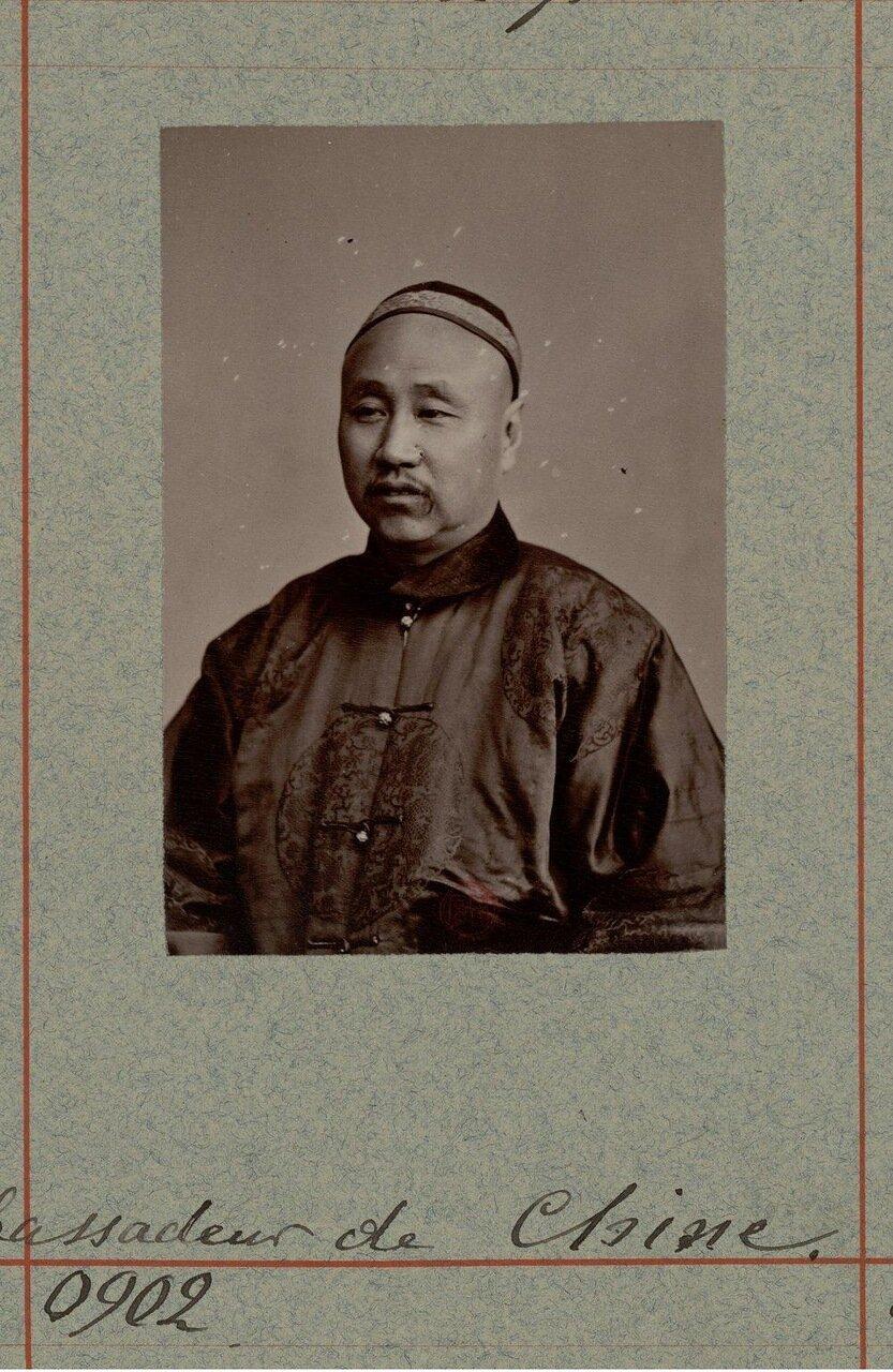 Китайский посол