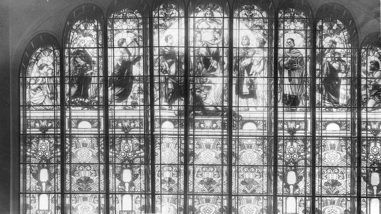 04. Средняя часть большого окна