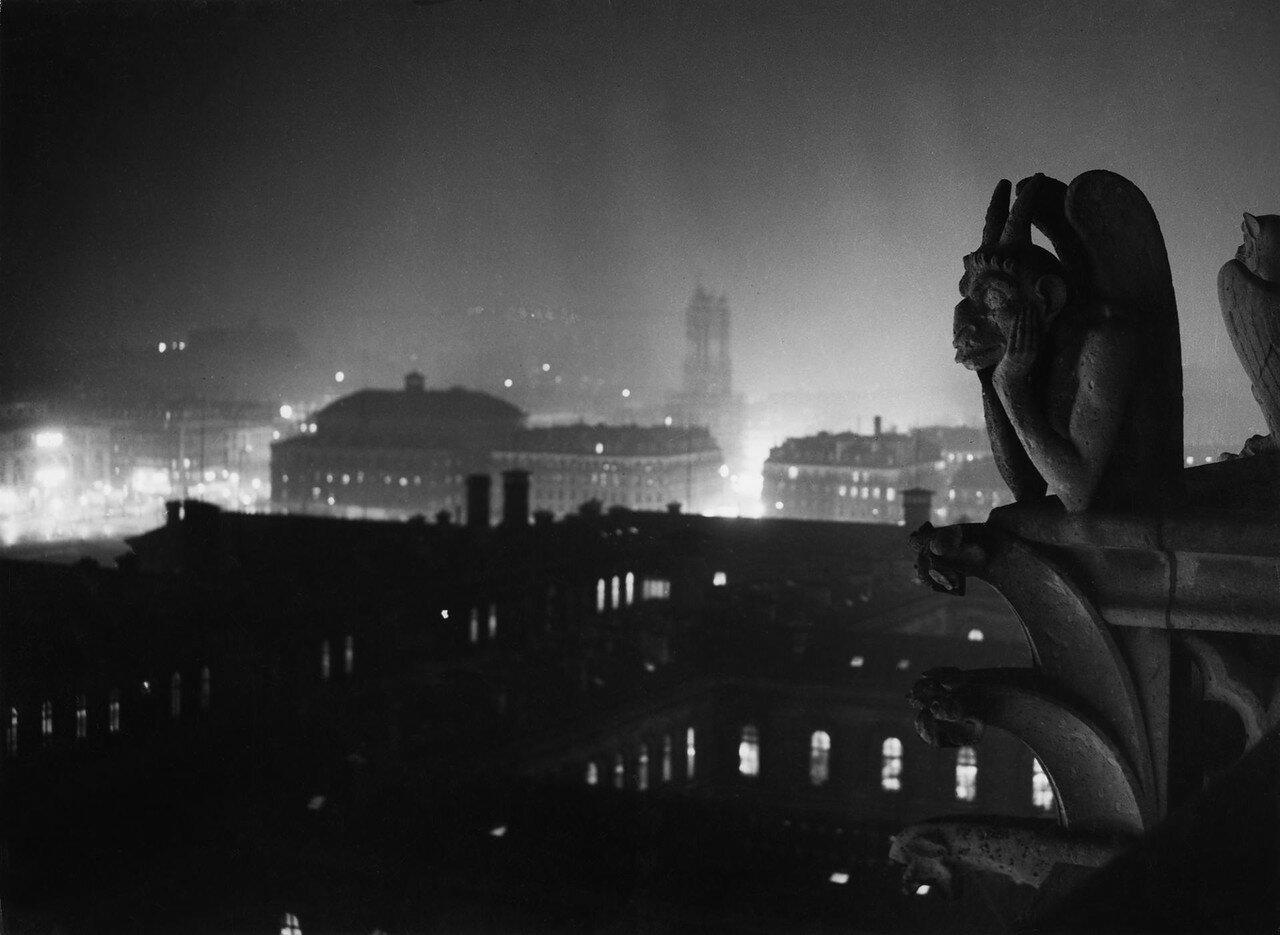 1933. Дьявол над городом