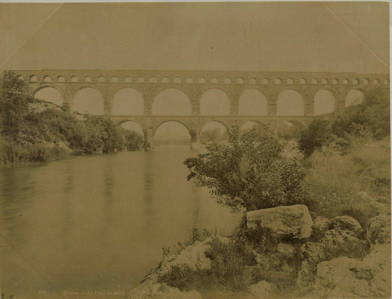 Пон-дю-Гар. 1875