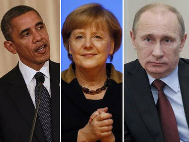 США - Европа - Россия