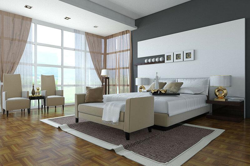 100 Ideas For Master Bedroom Interior Design  Modern Bedroom Decorating Ideas