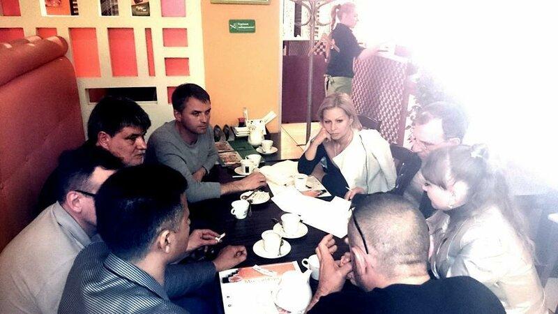 бандеровцы в Луганске