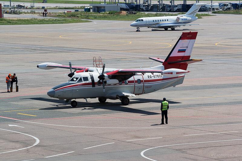 Let L-410UVP-E (RA-67602) D805857