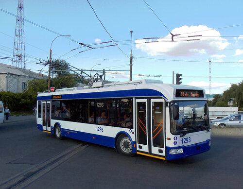 В троллейбусах Кишинёва вслед за Бельцами появится Wi-Fi