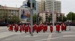 Кубанские казаки. Общевойсковой парад в Краснодаре 26.04.2014