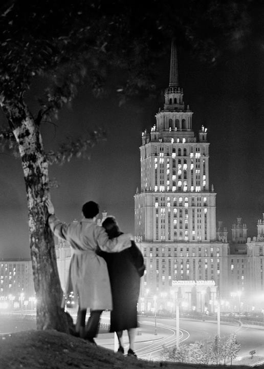 Гостиница Украина Москва, 1959 год.jpg