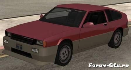 GTA San Andreas Blista Compact