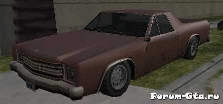 GTA San Andreas Picador