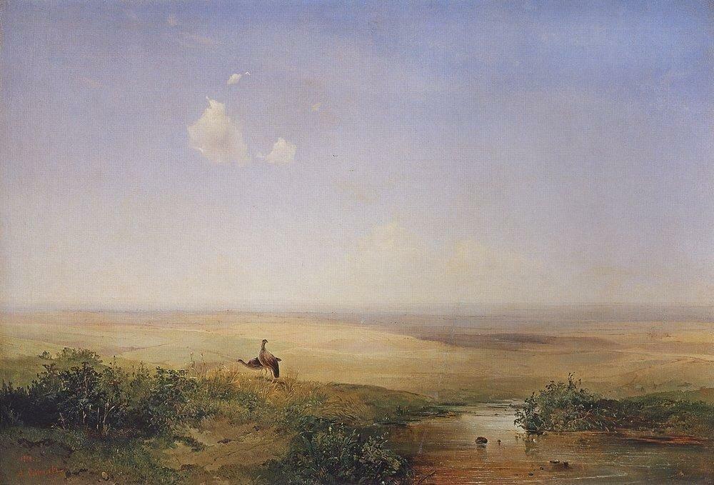 Степь днем. 1852.jpg