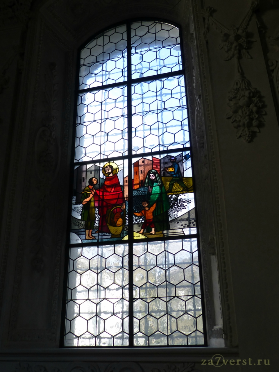 Францисканская церковь, Люцерн, Швейцария