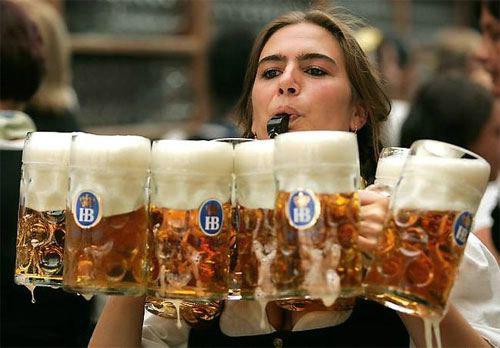 дефицит пива