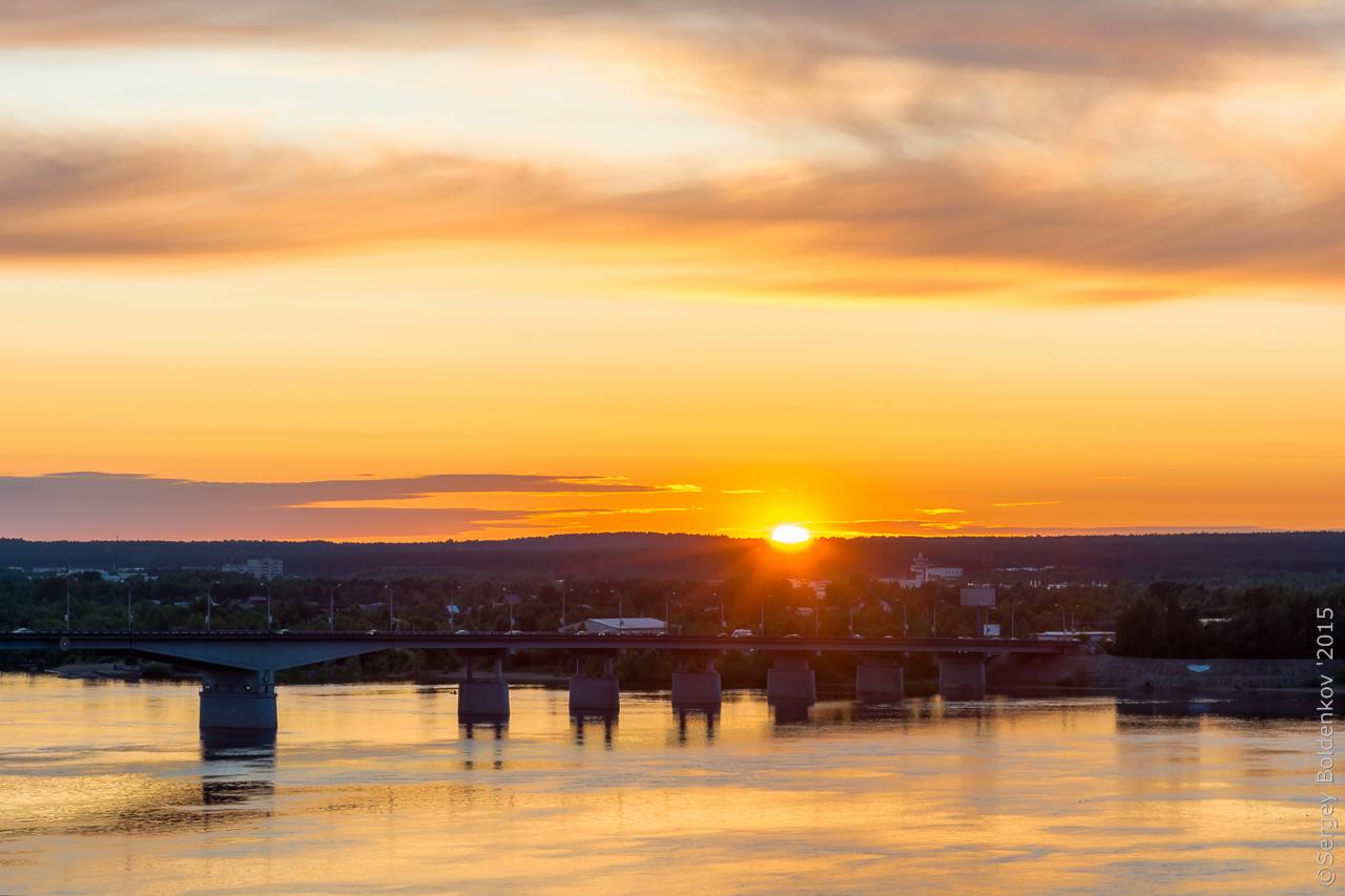 где фотографировать восход в перми значит, что