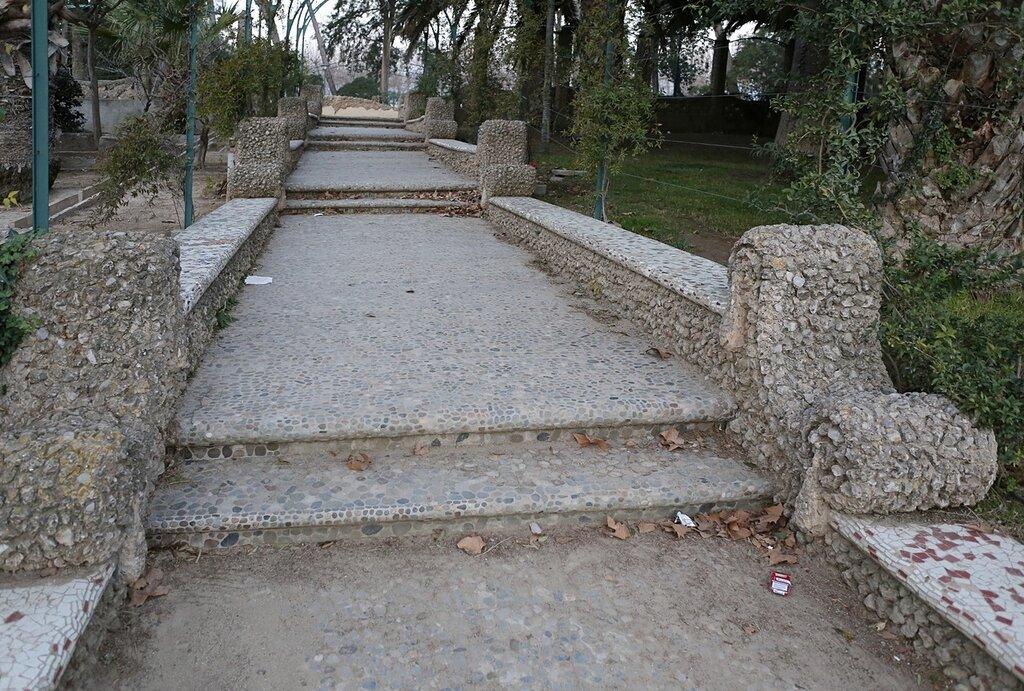 Тортоса, Парк Теодора Гонсалеса. Parc de Teodor Gonzàlez. Tortosa