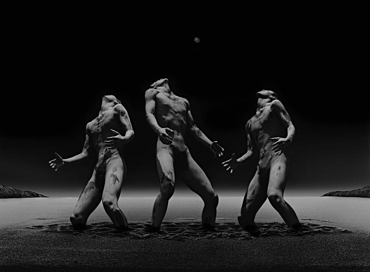 Темные и сюрреалистичные фотографии Миши Гордина (26 фото)