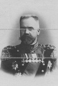 Генерал-майор в парадном мундире (портрет).