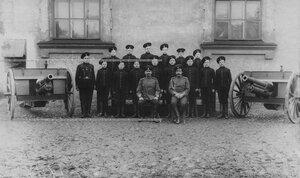 Воспитанники бригады (Школа детей солдат).