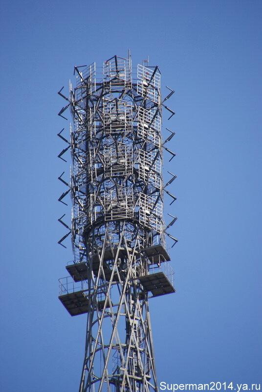 Шуховская башня на Шаболовке
