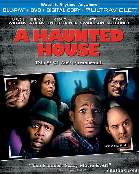 Дом с паранормальными явлениями / A Haunted House (2013/BDRip/HDRip)