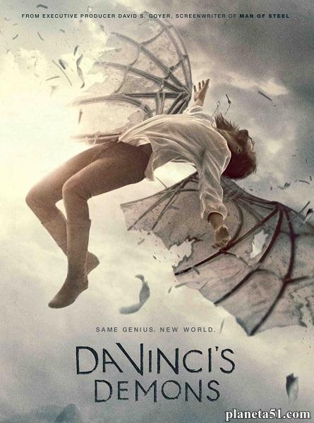 Демоны Да Винчи / Da Vinci's Demons - Полный 2 сезон [2014, HDTVRip, WEB-DLRip | HDTV, WEB-DL 720p] (LostFilm | FOX | AlexFilm)