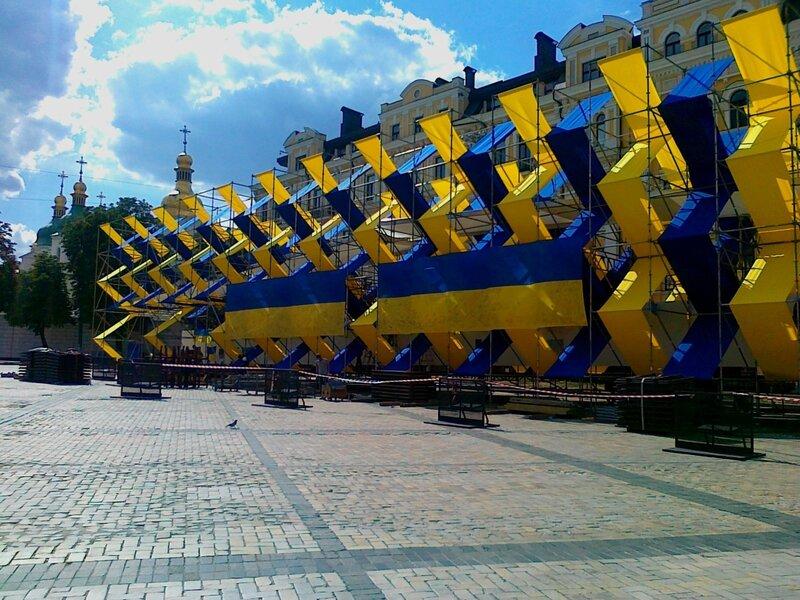 Выставочный павильон на Софиевской площади