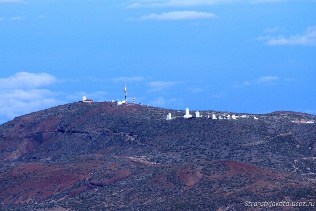 Тенерифе, подъем на вулкан Тейде