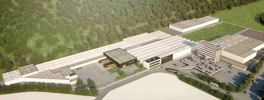 завод бытовой техники Teka в Германии